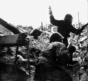 Херсон во время войны