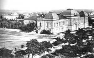 Вторая мариинско александровская женская гимназия